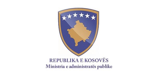 Ministria e Administratës Publike
