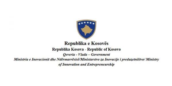 Ministria e Inovacionit dhe Ndërmarrësisë
