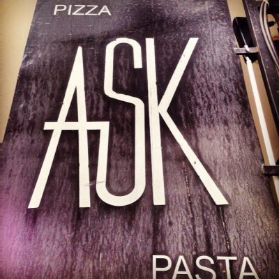 Pizza ASK
