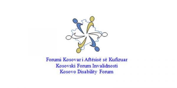 Forumi Kosovar i Aftësisë së Kufizuar