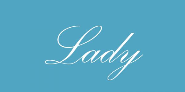 NGO Lady