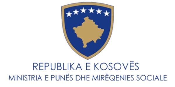Ministria e Punës dhe Mirëqenies Sociale